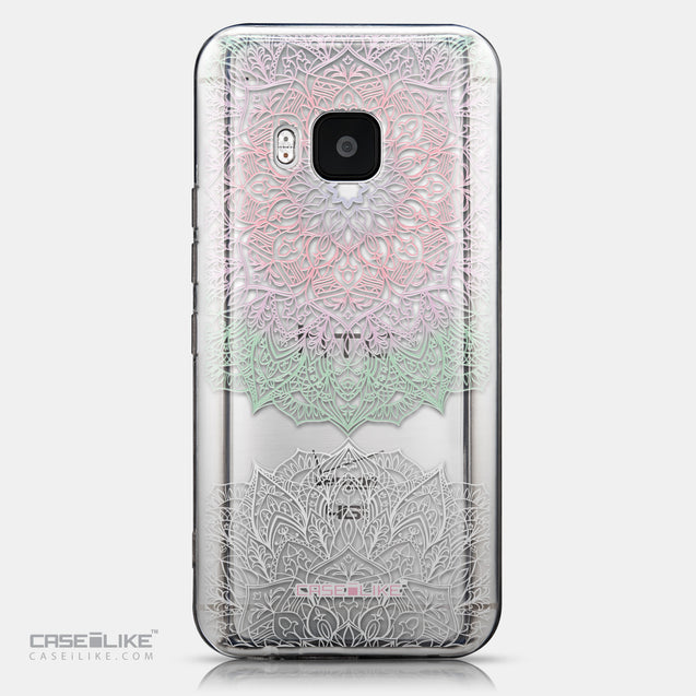 CASEiLIKE HTC One M9 back cover Mandala Art 2092