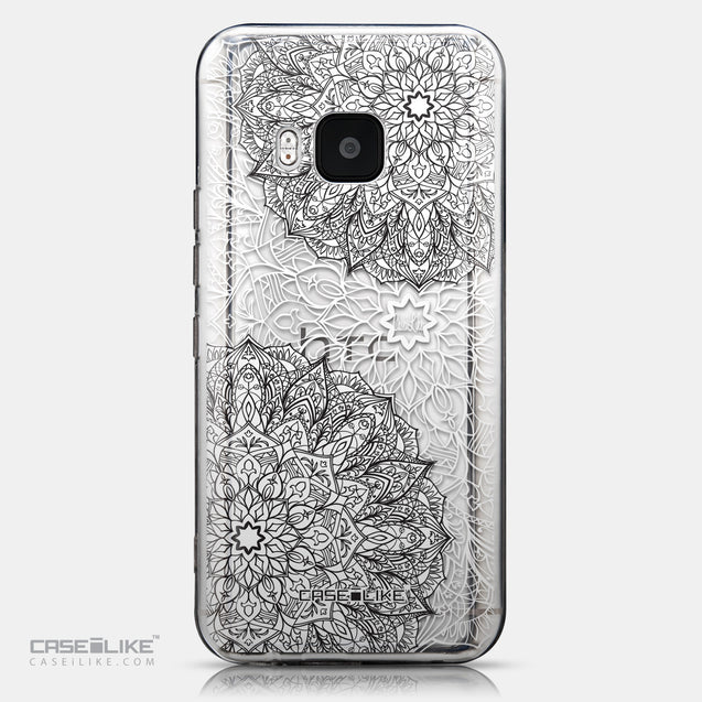 CASEiLIKE HTC One M9 back cover Mandala Art 2093