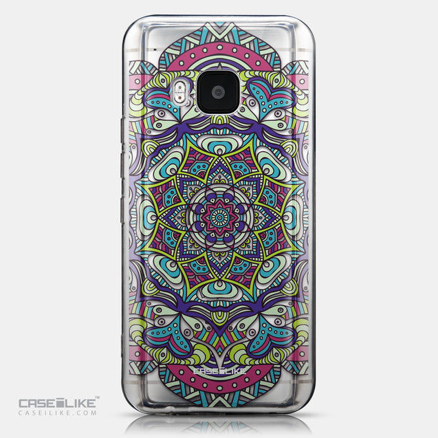 CASEiLIKE HTC One M9 back cover Mandala Art 2094