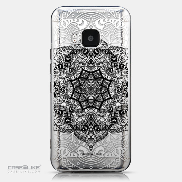CASEiLIKE HTC One M9 back cover Mandala Art 2097