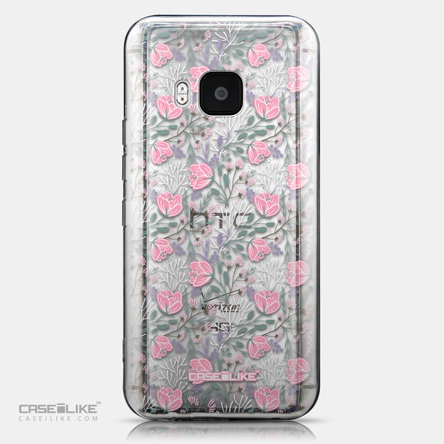 CASEiLIKE HTC One M9 back cover Flowers Herbs 2246