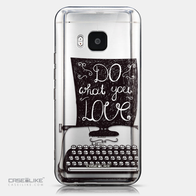 CASEiLIKE HTC One M9 back cover Quote 2400