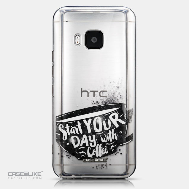 CASEiLIKE HTC One M9 back cover Quote 2402