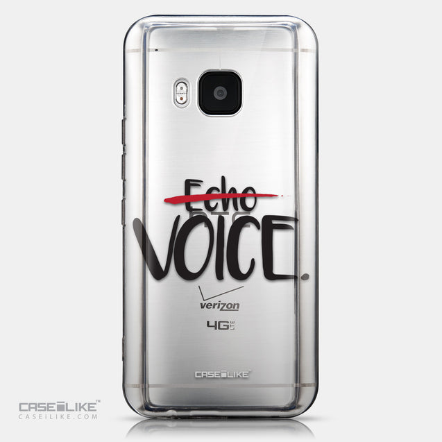 CASEiLIKE HTC One M9 back cover Quote 2405