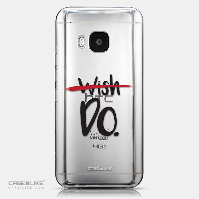 CASEiLIKE HTC One M9 back cover Quote 2407