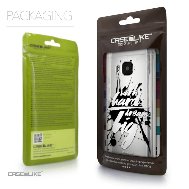 Packaging - CASEiLIKE HTC One M9 back cover Quote 2414