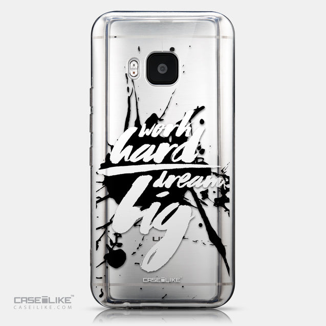 CASEiLIKE HTC One M9 back cover Quote 2414