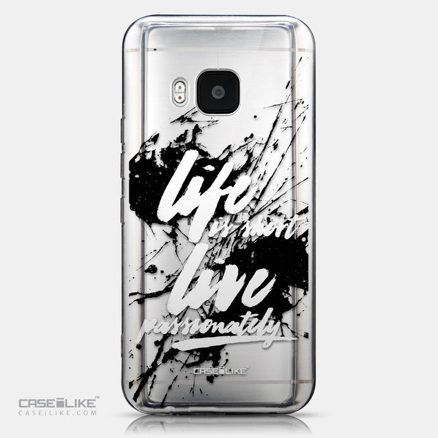CASEiLIKE HTC One M9 back cover Quote 2416