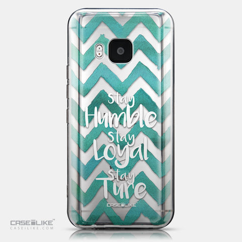 CASEiLIKE HTC One M9 back cover Quote 2418