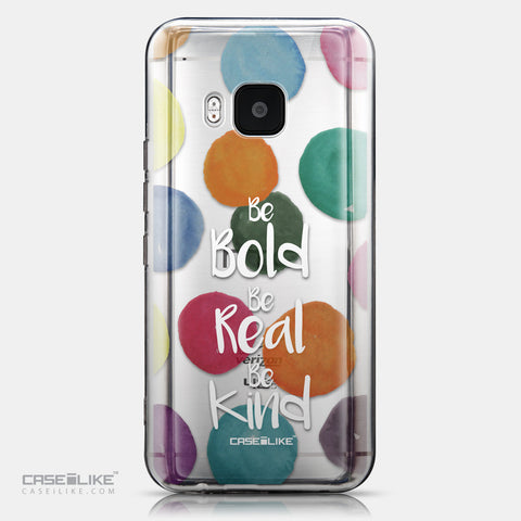 CASEiLIKE HTC One M9 back cover Quote 2420