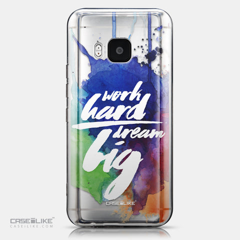 CASEiLIKE HTC One M9 back cover Quote 2422