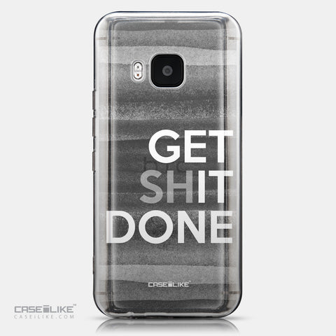 CASEiLIKE HTC One M9 back cover Quote 2429