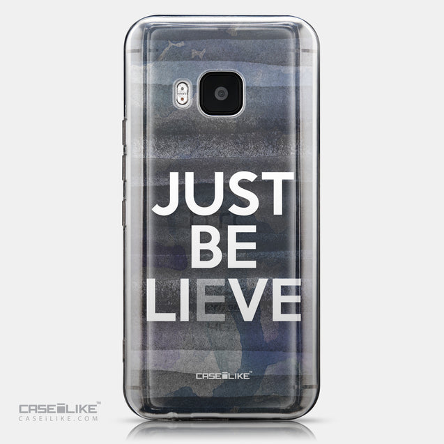 CASEiLIKE HTC One M9 back cover Quote 2430
