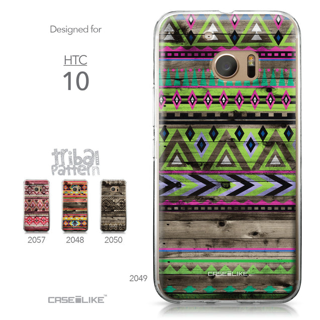 HTC 10 case Indian Tribal Theme Pattern 2049 Collection | CASEiLIKE.com