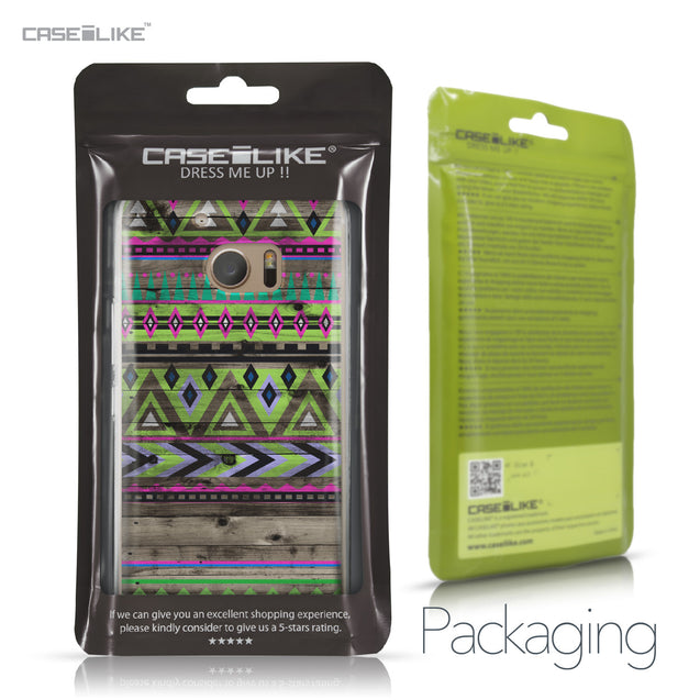 HTC 10 case Indian Tribal Theme Pattern 2049 Retail Packaging | CASEiLIKE.com