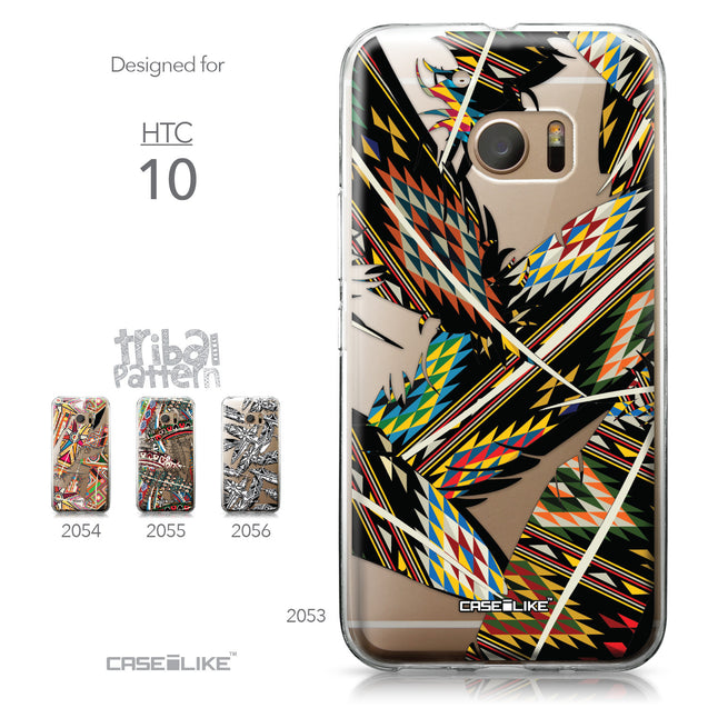 HTC 10 case Indian Tribal Theme Pattern 2053 Collection | CASEiLIKE.com