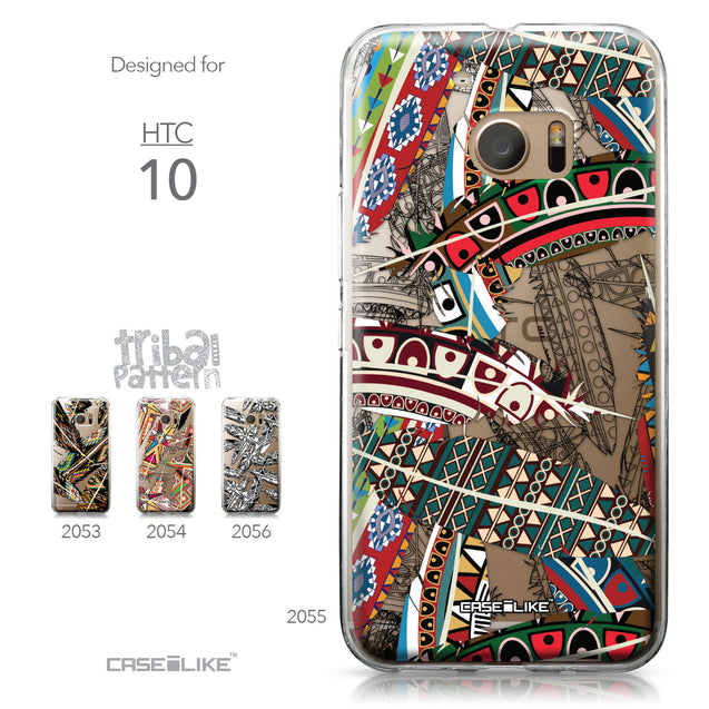 HTC 10 case Indian Tribal Theme Pattern 2055 Collection | CASEiLIKE.com