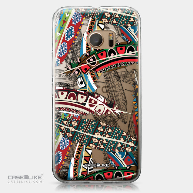 HTC 10 case Indian Tribal Theme Pattern 2055 | CASEiLIKE.com