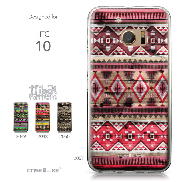 HTC 10 case Indian Tribal Theme Pattern 2057 Collection | CASEiLIKE.com