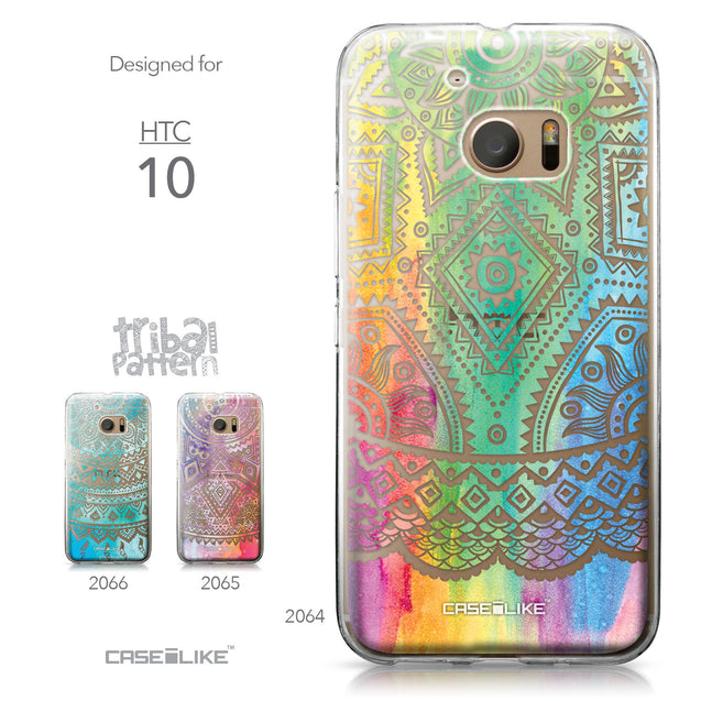HTC 10 case Indian Line Art 2064 Collection | CASEiLIKE.com