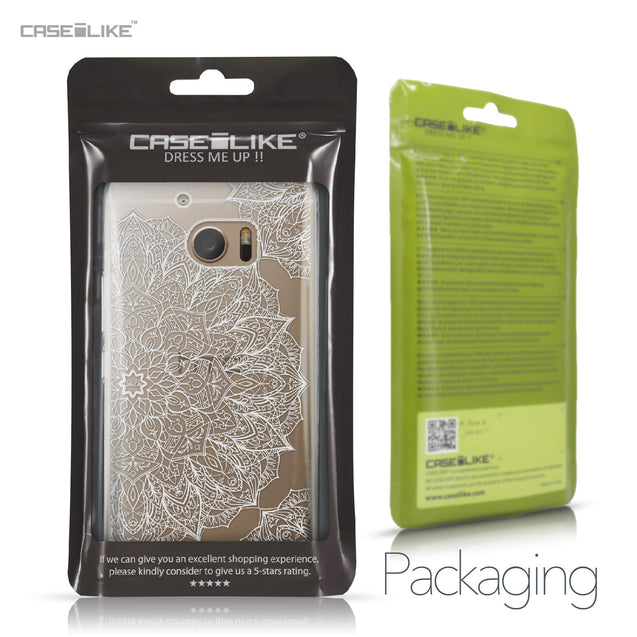 HTC 10 case Mandala Art 2091 Retail Packaging | CASEiLIKE.com