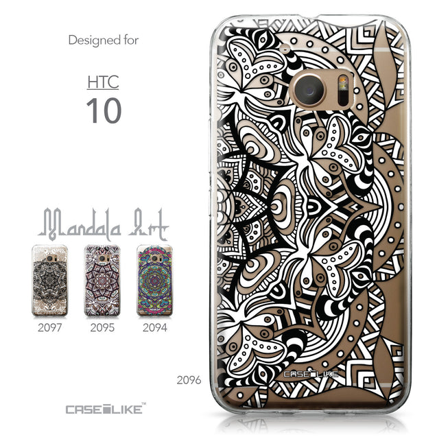 HTC 10 case Mandala Art 2096 Collection | CASEiLIKE.com