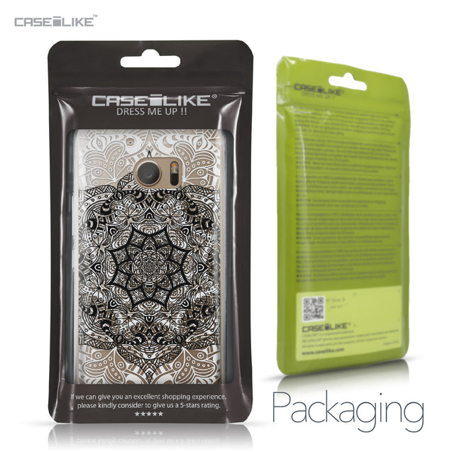 HTC 10 case Mandala Art 2097 Retail Packaging | CASEiLIKE.com