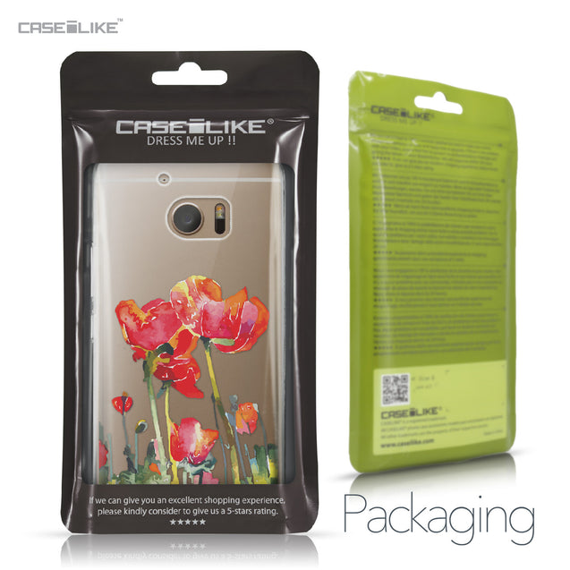 HTC 10 case Watercolor Floral 2230 Retail Packaging | CASEiLIKE.com