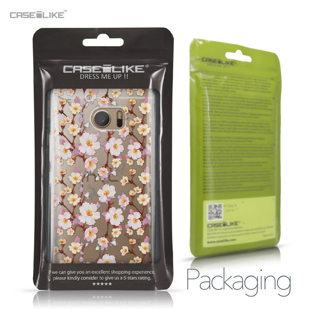 HTC 10 case Watercolor Floral 2236 Retail Packaging | CASEiLIKE.com