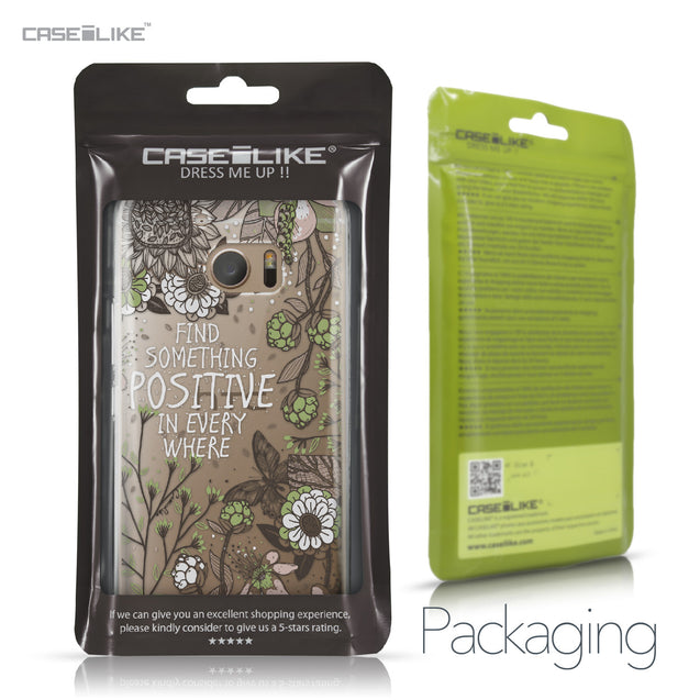 HTC 10 case Blooming Flowers 2250 Retail Packaging | CASEiLIKE.com