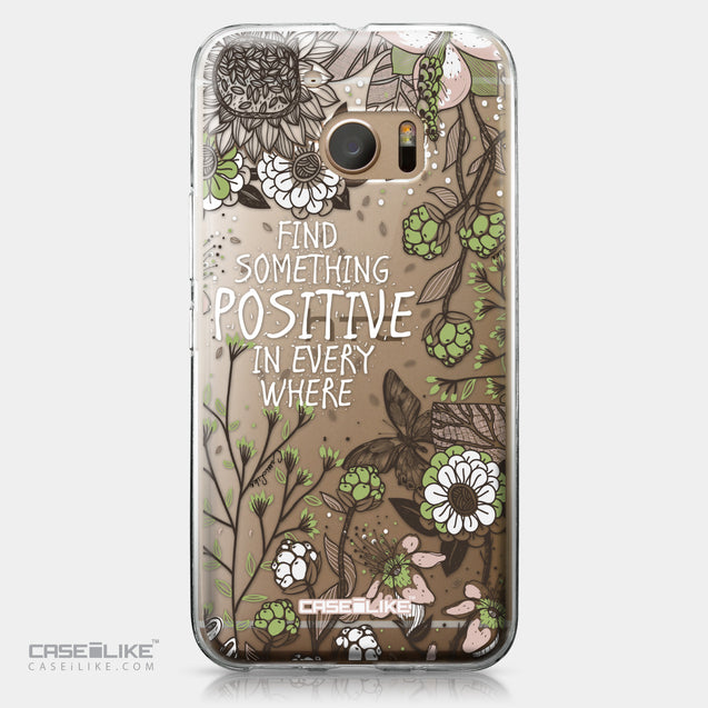 HTC 10 case Blooming Flowers 2250 | CASEiLIKE.com
