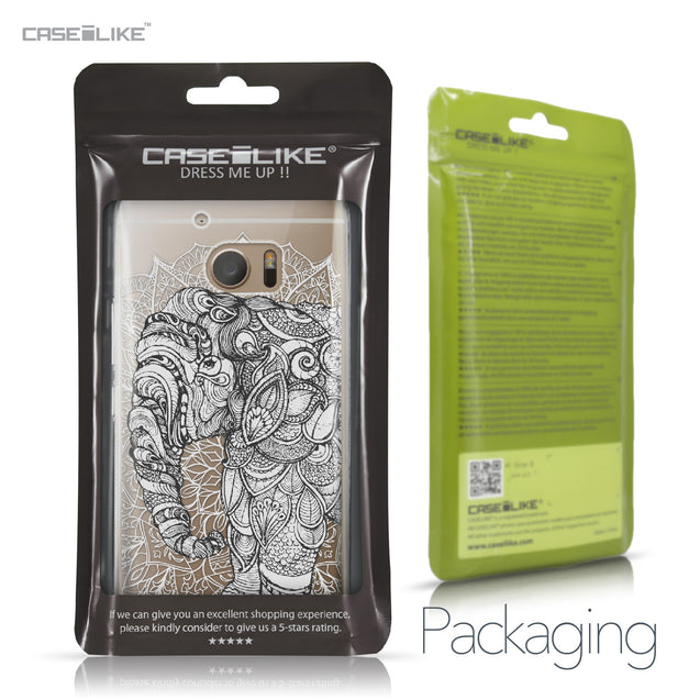 HTC 10 case Mandala Art 2300 Retail Packaging | CASEiLIKE.com