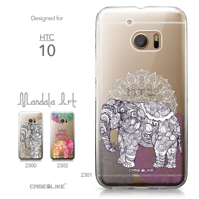 HTC 10 case Mandala Art 2301 Collection | CASEiLIKE.com