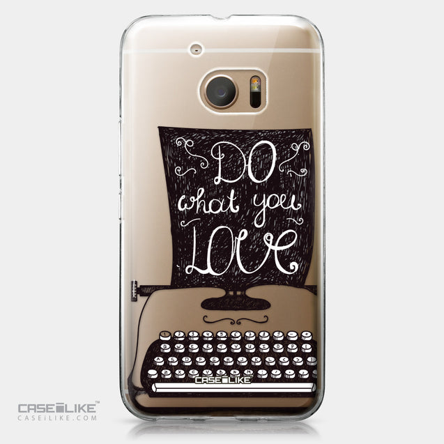 HTC 10 case Quote 2400 | CASEiLIKE.com