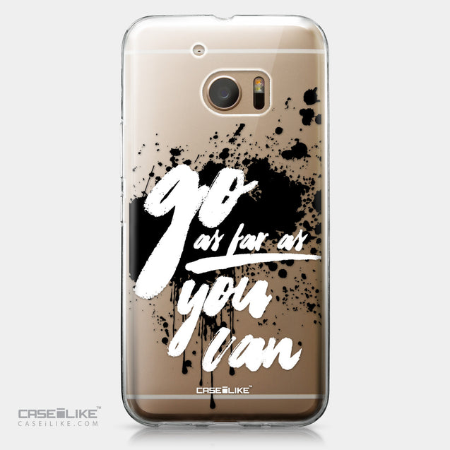 HTC 10 case Quote 2415 | CASEiLIKE.com