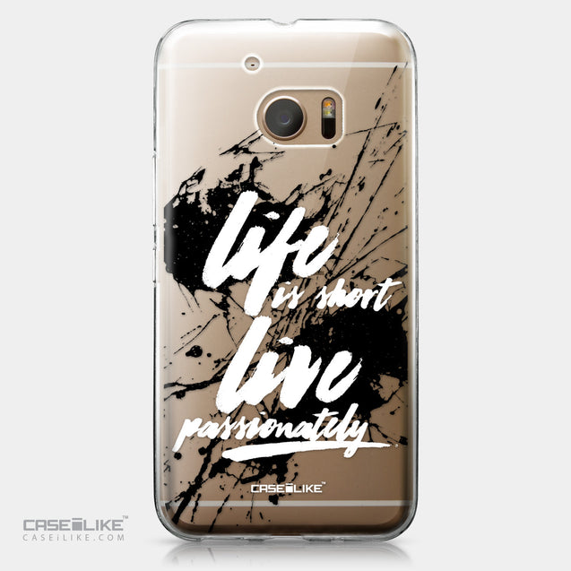 HTC 10 case Quote 2416 | CASEiLIKE.com