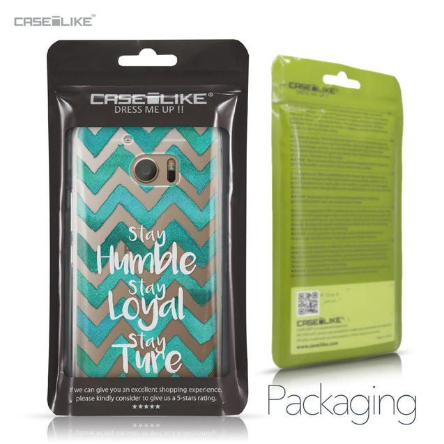 HTC 10 case Quote 2418 Retail Packaging | CASEiLIKE.com