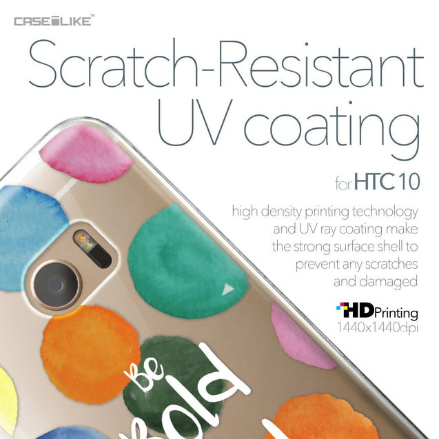 HTC 10 case Quote 2420 with UV-Coating Scratch-Resistant Case | CASEiLIKE.com