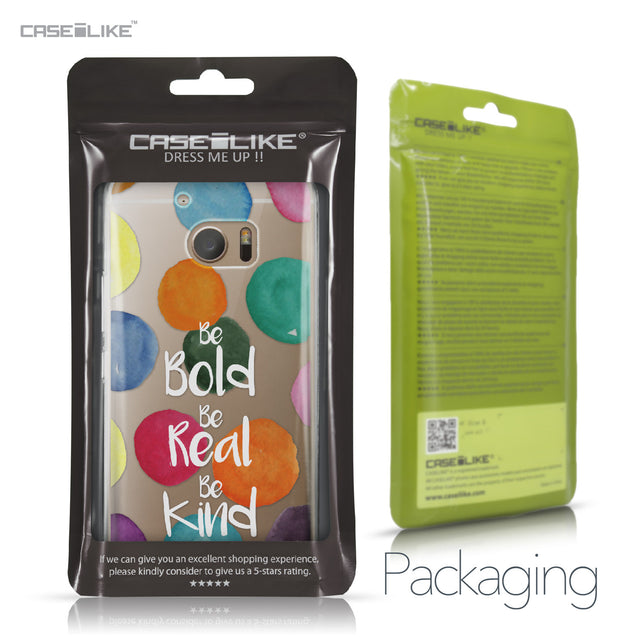 HTC 10 case Quote 2420 Retail Packaging | CASEiLIKE.com