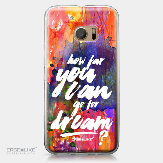HTC 10 case Quote 2421 | CASEiLIKE.com