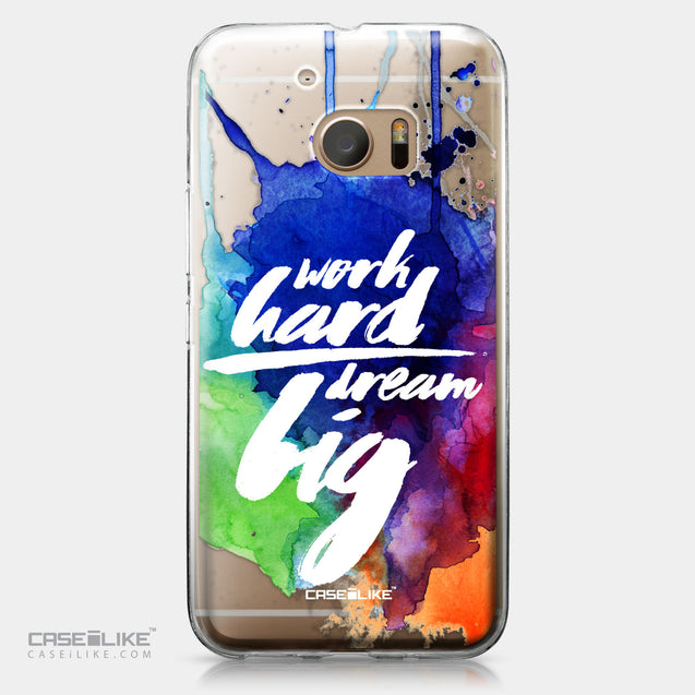 HTC 10 case Quote 2422 | CASEiLIKE.com