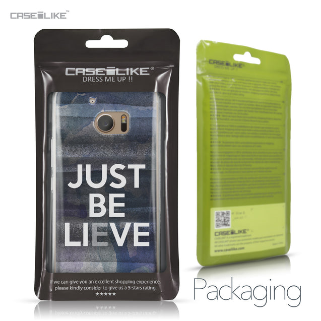 HTC 10 case Quote 2430 Retail Packaging | CASEiLIKE.com