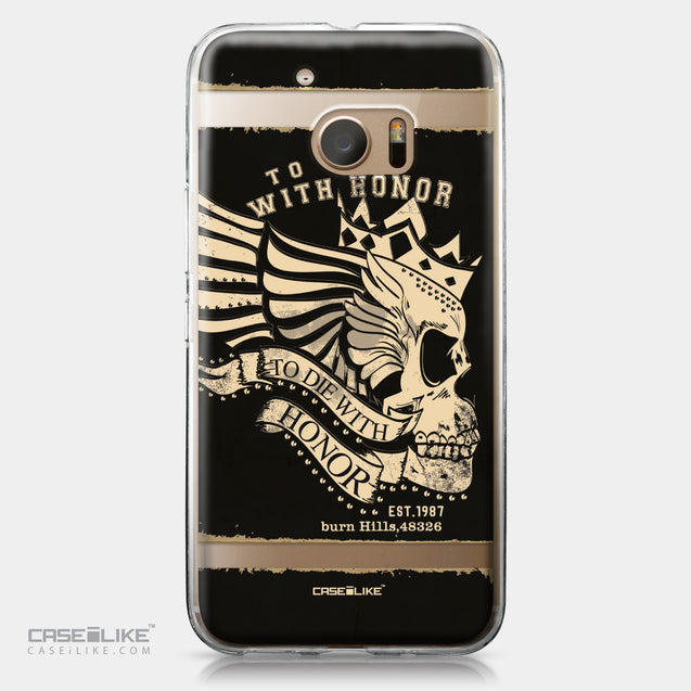 HTC 10 case Art of Skull 2529 | CASEiLIKE.com