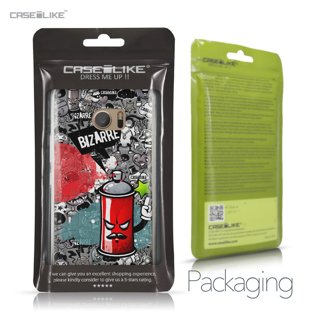 HTC 10 case Graffiti 2705 Retail Packaging | CASEiLIKE.com
