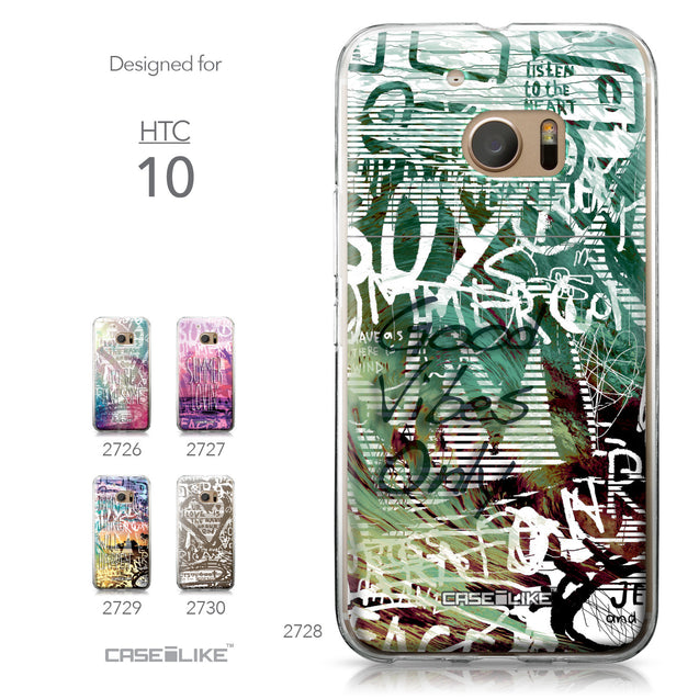 HTC 10 case Graffiti 2728 Collection | CASEiLIKE.com
