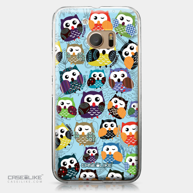 HTC 10 case Owl Graphic Design 3312 | CASEiLIKE.com