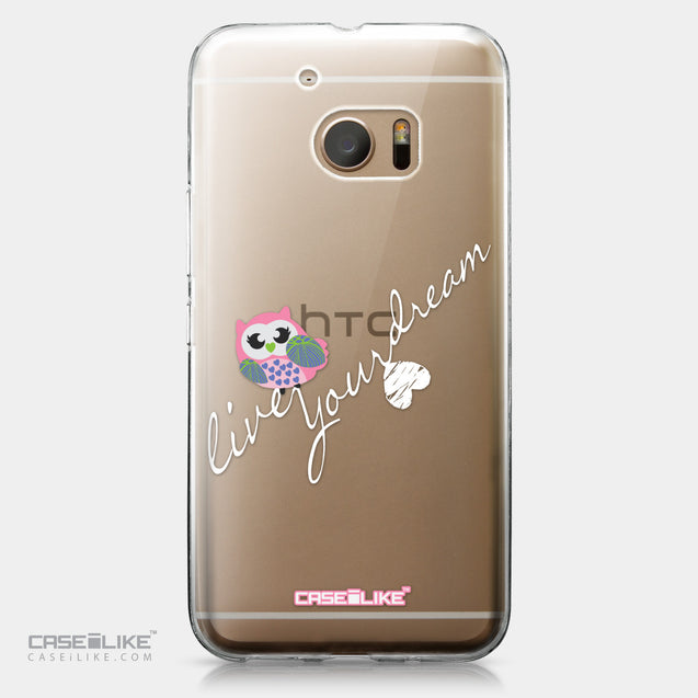 HTC 10 case Owl Graphic Design 3314 | CASEiLIKE.com