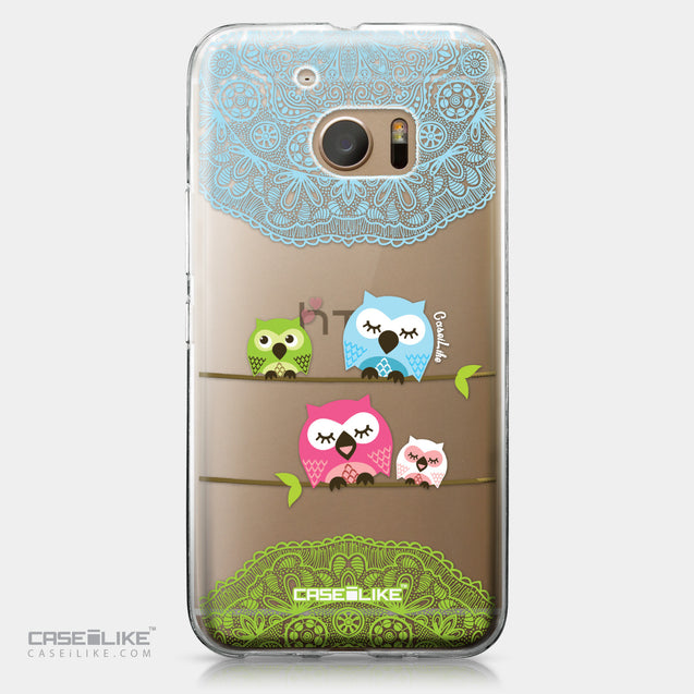 HTC 10 case Owl Graphic Design 3318 | CASEiLIKE.com