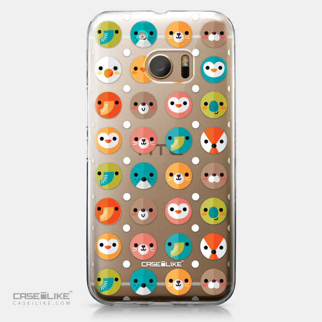 HTC 10 case Animal Cartoon 3638 | CASEiLIKE.com