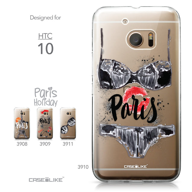 HTC 10 case Paris Holiday 3910 Collection | CASEiLIKE.com